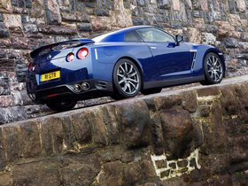 Ver foto 4 de Nissan GT-R Black Edition UK 2010