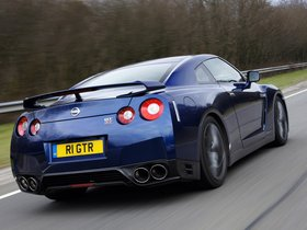 Ver foto 3 de Nissan GT-R Black Edition UK 2010