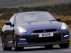 Ver foto 2 de Nissan GT-R Black Edition UK 2010