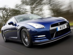 Ver foto 1 de Nissan GT-R Black Edition UK 2010
