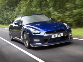 Ver foto 18 de Nissan GT-R Black Edition UK 2010
