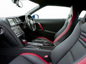 Ver foto 17 de Nissan GT-R Black Edition UK 2010