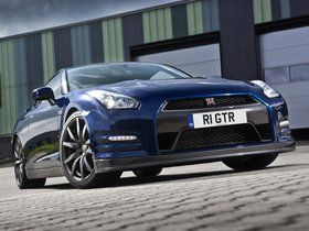 Ver foto 15 de Nissan GT-R Black Edition UK 2010