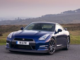 Ver foto 14 de Nissan GT-R Black Edition UK 2010
