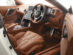 Ver foto 4 de Nissan GT-R Egoist 2010