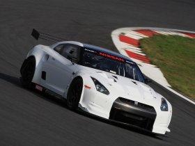 Ver foto 7 de Nissan GT-R FIA GT1 2010