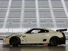 Ver foto 2 de Nissan GT-R FIA GT1 2010
