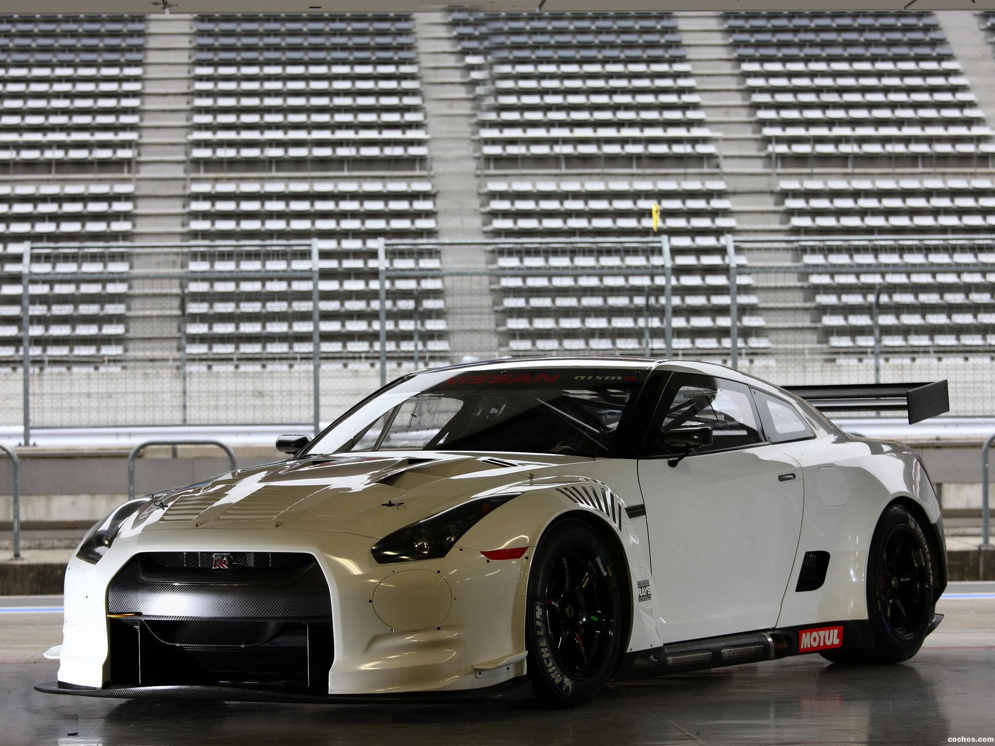 Foto 0 de Nissan GT-R FIA GT1 2010