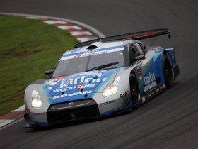 Fotos de Nissan GT-R GT500 2008