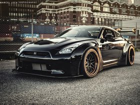 Fotos de Nissan GT-R Liberty Walk 2014