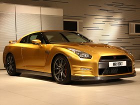 Fotos de Nissan GT-R Mr Bolt 2012