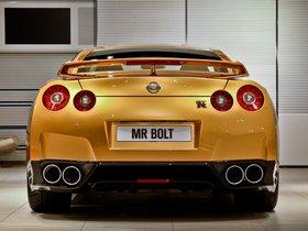 Ver foto 6 de Nissan GT-R Mr Bolt 2012