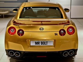 Ver foto 5 de Nissan GT-R Mr Bolt 2012
