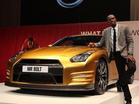 Ver foto 3 de Nissan GT-R Mr Bolt 2012