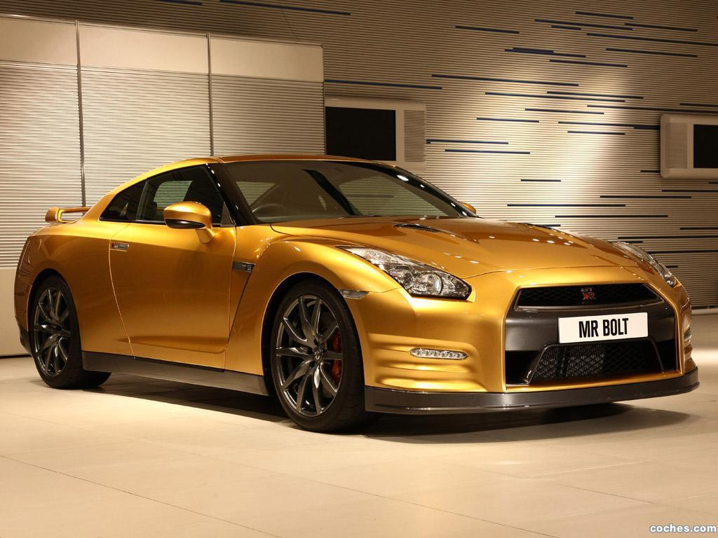 Foto 0 de Nissan GT-R Mr Bolt 2012