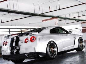 Ver foto 2 de Nissan GT-R PUR Wheels 2012