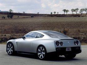 Ver foto 6 de Nissan GT-R Proto Concept 2001