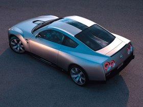 Ver foto 3 de Nissan GT-R Proto Concept 2001