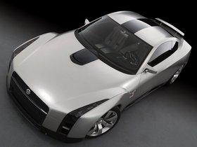 Ver foto 2 de Nissan GT-R Proto Concept 2001