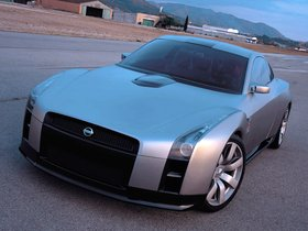 Ver foto 1 de Nissan GT-R Proto Concept 2001