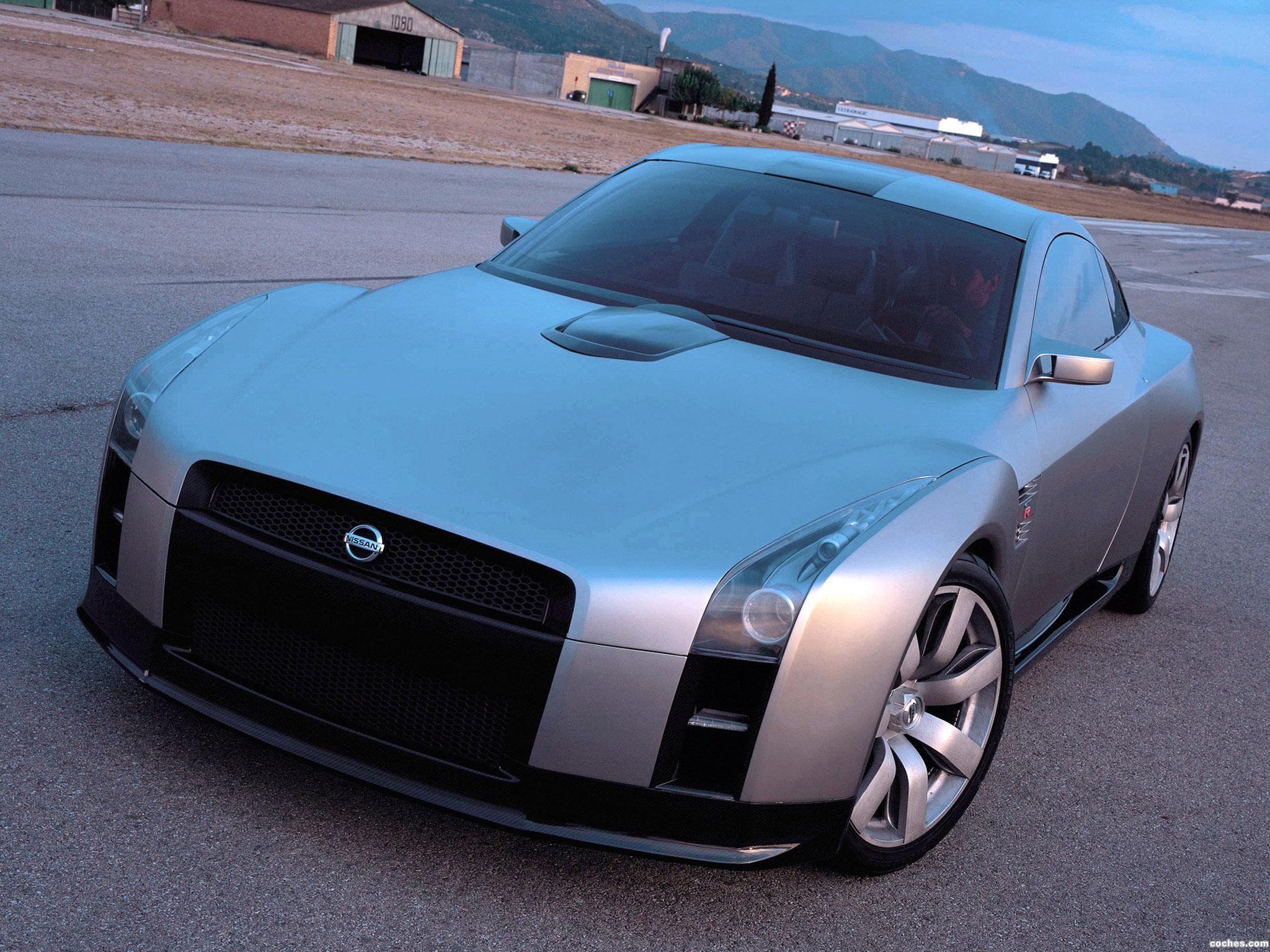 Foto 0 de Nissan GT-R Proto Concept 2001