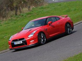 Ver foto 5 de Nissan GT-R R35 2012