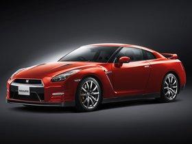 Ver foto 3 de Nissan GT-R R35 2014