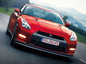 Fotos de Nissan GT-R R35 2014