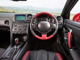 Ver foto 19 de Nissan GT-R R35 UK 2014