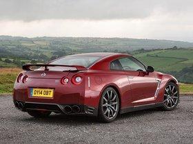 Ver foto 10 de Nissan GT-R R35 UK 2014