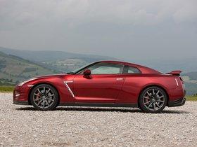 Ver foto 8 de Nissan GT-R R35 UK 2014