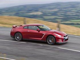 Ver foto 5 de Nissan GT-R R35 UK 2014