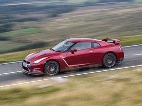 Ver foto 3 de Nissan GT-R R35 UK 2014