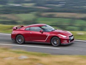Ver foto 2 de Nissan GT-R R35 UK 2014