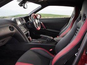 Ver foto 18 de Nissan GT-R R35 UK 2014