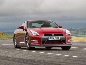Ver foto 17 de Nissan GT-R R35 UK 2014