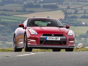 Ver foto 16 de Nissan GT-R R35 UK 2014