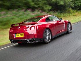 Ver foto 15 de Nissan GT-R R35 UK 2014