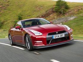 Ver foto 14 de Nissan GT-R R35 UK 2014
