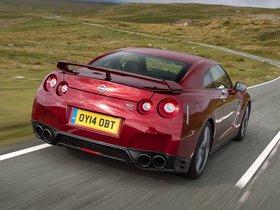 Ver foto 12 de Nissan GT-R R35 UK 2014