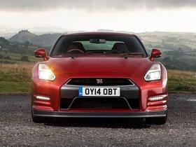 Ver foto 11 de Nissan GT-R R35 UK 2014