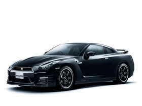 Ver foto 1 de Nissan GT-R Spec-V 2010
