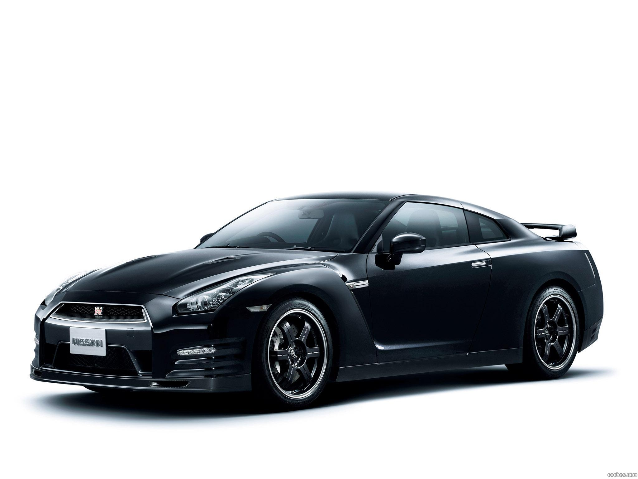 Foto 0 de Nissan GT-R Spec-V 2010