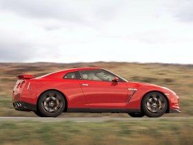 Ver foto 12 de Nissan GT-R UK 2008