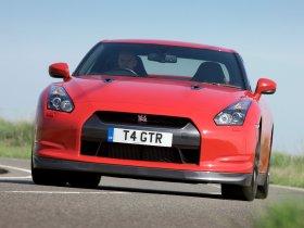 Ver foto 9 de Nissan GT-R UK 2008