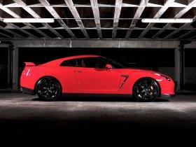 Ver foto 6 de Nissan GT-R UK 2008