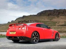Ver foto 21 de Nissan GT-R UK 2008