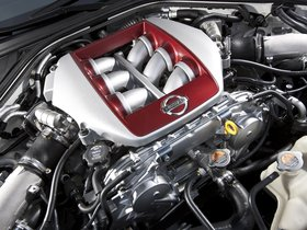 Ver foto 3 de Nissan GT-R UK 2010