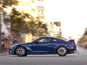 Ver foto 14 de Nissan GT-R USA 2011