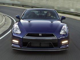 Ver foto 5 de Nissan GT-R USA 2011